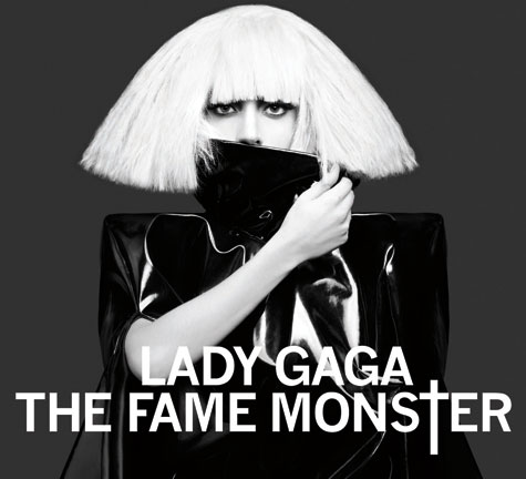 gaga 2 Lady GaGa   The Fame: Monster