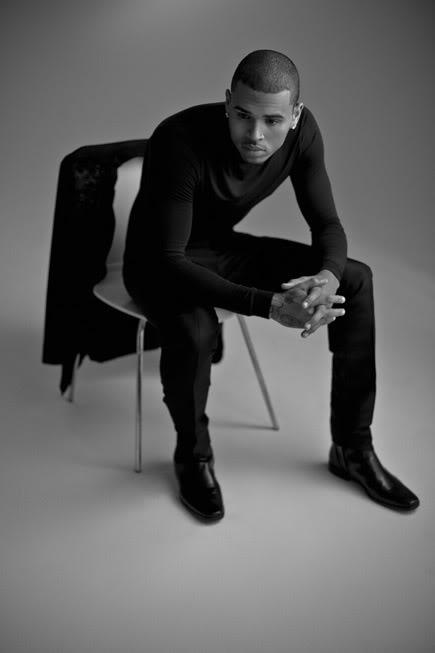 grafitti promo Chris Brown To Release F.A.M.E As A Double Disc?