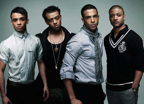 jls JLS Sign US Deal With Jive