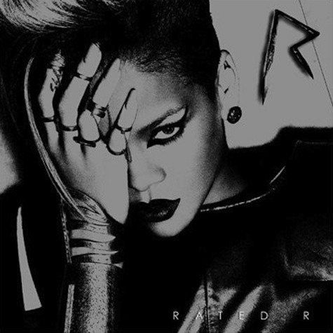 rihanna rated r Rihanna   Rated R Album Cover