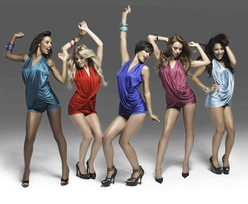 the saturdays New Song: The Saturdays   Wordshaker