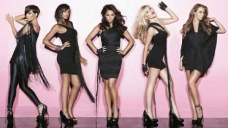 The Saturdays Perform 'All Fired Up' On 'Tonight's The Night'