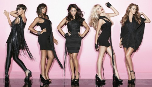 the saturdays wordshaker e1313267771224 The Saturdays Perform All Fired Up On Tonights The Night