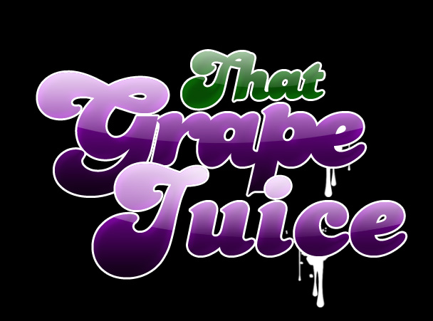 welcome to new That Grape Juice