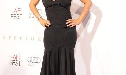 Hot Shots: Mariah Carey at AFI Fest Screening of 'Precious'