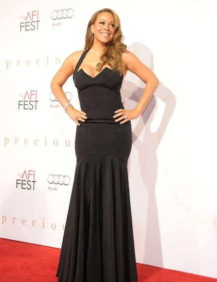 101 Hot Shots: Mariah Carey at AFI Fest Screening of Precious