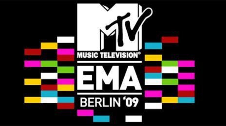 2009 MTV EMA: Performances