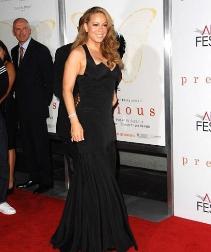 22 Hot Shots: Mariah Carey at AFI Fest Screening of Precious