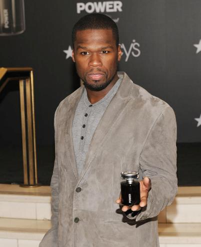 Power  By Fifty Cent Fragrance  69 Hot Shots: Alicia Keys / Michelle Williams / 50 Cent / Lil Kim / John Legend