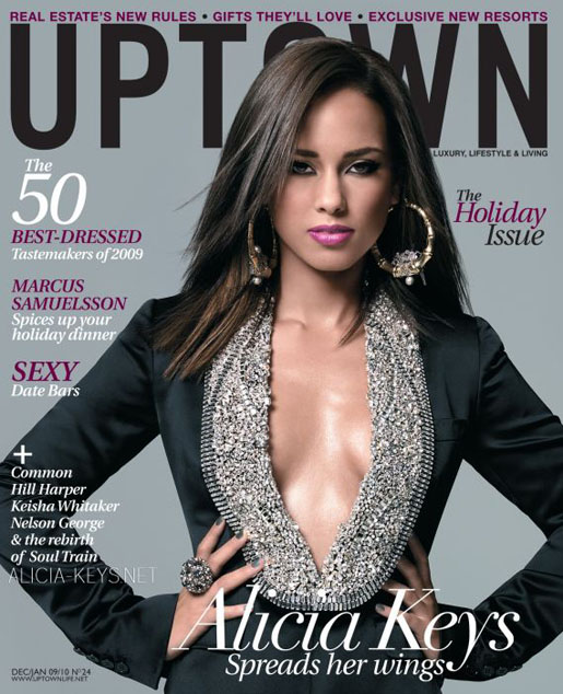 alicia covers uptown
