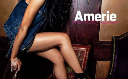 Amerie Complex Magazine Shoot