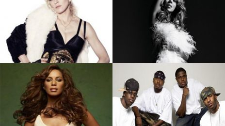 The Best You Never Heard: Madonna, Mariah, Leona Lewis & Metro City