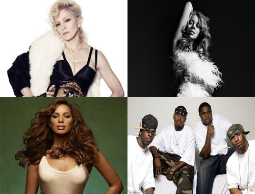 best you never heard The Best You Never Heard: Madonna, Mariah, Leona Lewis & Metro City