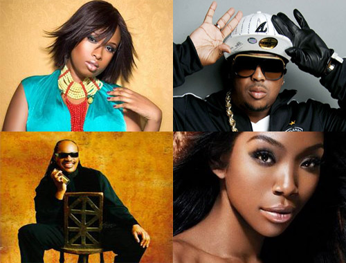 best The Best You Never Heard:  Jennifer Hudson, The Dream, Stevie Wonder & Brandy