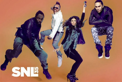 black eyed peas Black Eyed Peas Perform On SNL
