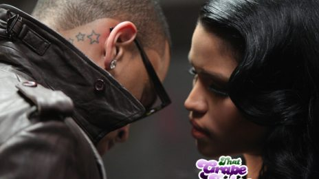 Chris Brown 'Crawl' Video Pics