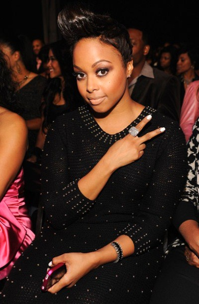 chrisette michele Hot Shots: Soul Train Awards 2009