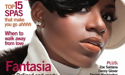 Fantasia In Upscale Magazine