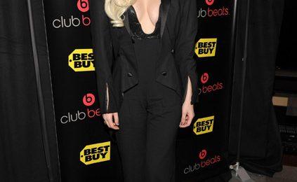 Hot Shots: Lady GaGa's 'Monster' Set Loose At 'Best Buy'