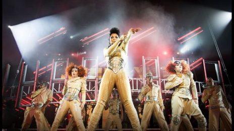 Janet Jackson Preps European Tour