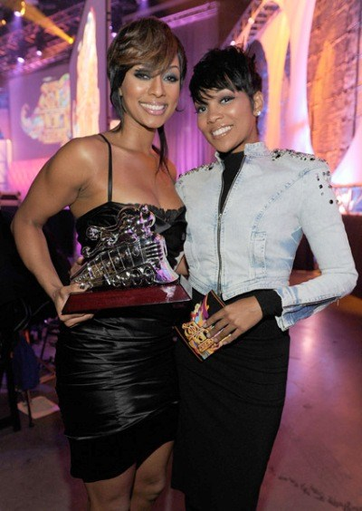 keri monica Hot Shots: Soul Train Awards 2009