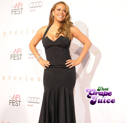 mariah comp Competition: Meet Mariah Carey!