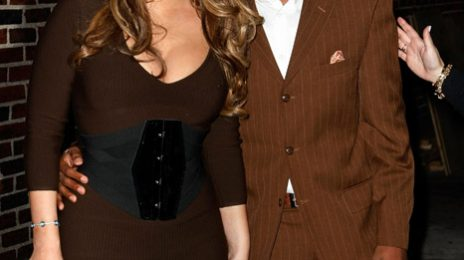Hot Shots: Mariah & Nick Leave Letterman Show