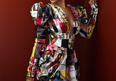 Hot Shot: Rihanna New York Times Shoot