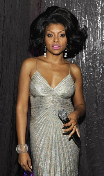 taraji Hot Shots: Soul Train Awards 2009