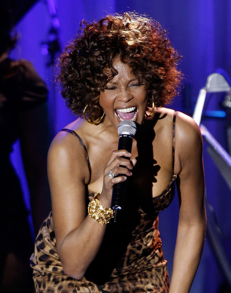 whitney ama Whitney Readying New Album?