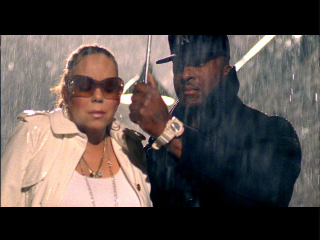 AngelsCry remix video screencap 8 Hot Shots: Mariah Carey And Ne Yo In Angels Cry (Remix) Video