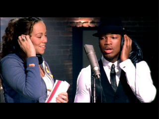 AngelsCry remix video screencap 9 Hot Shots: Mariah Carey And Ne Yo In Angels Cry (Remix) Video