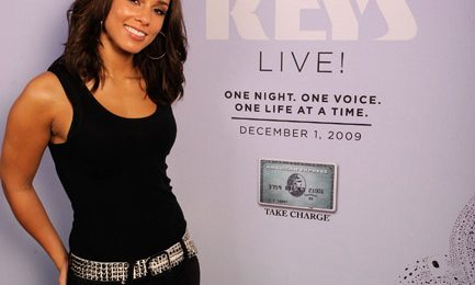 Alicia Keys' World AIDS Day Youtube Concert