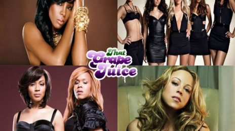 The Best You Never Heard: Kelly Rowland, The Saturdays, Mary Mary & Mariah
