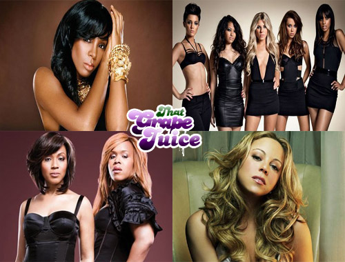 best u never heard 3 The Best You Never Heard: Kelly Rowland, The Saturdays, Mary Mary & Mariah