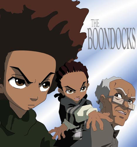 boondocks Watch: The Boondocks / Season 3   Episode 4