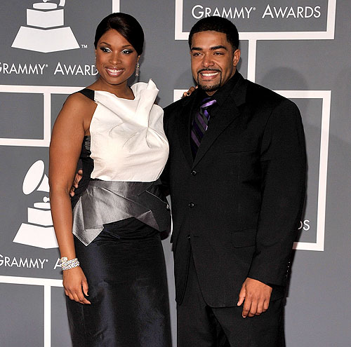 jhud and otunga Reports: Jennifer Hudson Pregnant Again
