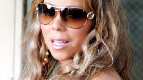 Mariah Carey Guests On 'Lopez Tonight'