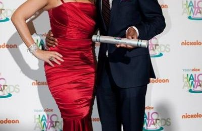 Hot Shots: Mariah Carey And Nick Cannon At 'Halo Awards'