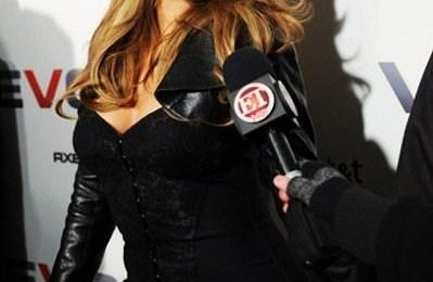 Hot Shots: Mariah Carey At VEVO Launch