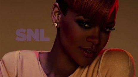Rihanna Performs On 'Saturday Night Live'
