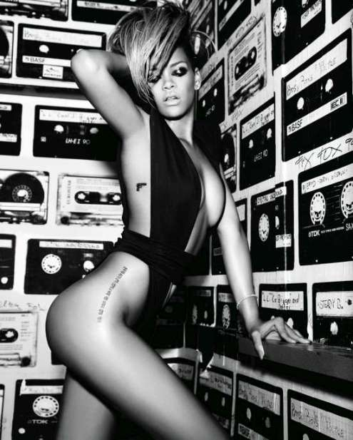 26950 rihanna rated r promos 122 43lo Rihanna Working On New Album?