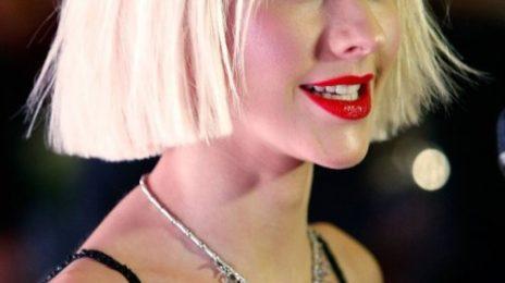 Hot Shots: Christina Aguilera In Vegas