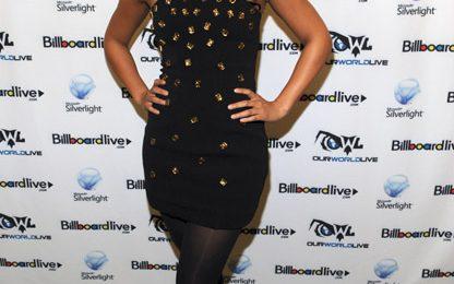 Hot Shots: Alicia Keys At The Apollo