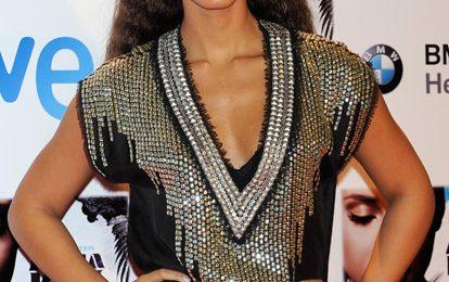 Hot Shots: Alicia Keys In Spain