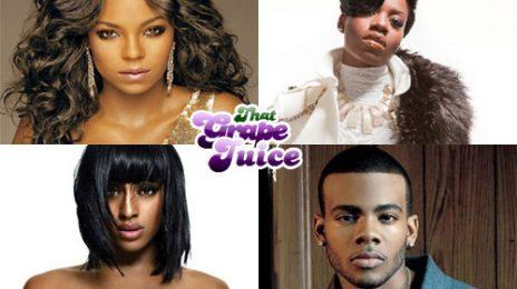 The Best You Never Heard:Ashanti, Fantasia, Alexandra Burke & Mario