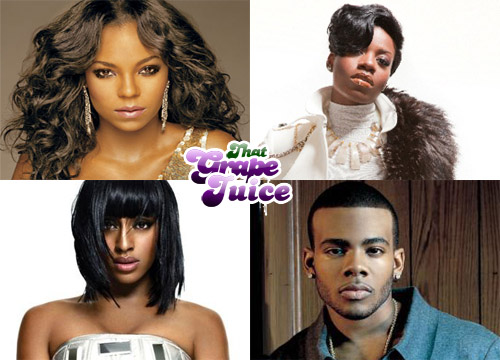 best u never heard 4 The Best You Never Heard:Ashanti, Fantasia, Alexandra Burke & Mario