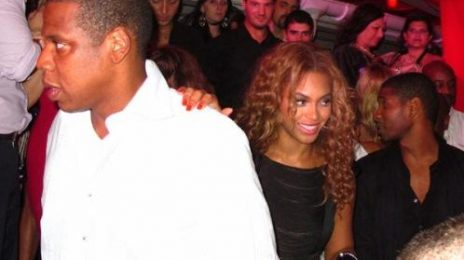Hot Shots: Beyonce, Jay-Z And Usher In St. Barts