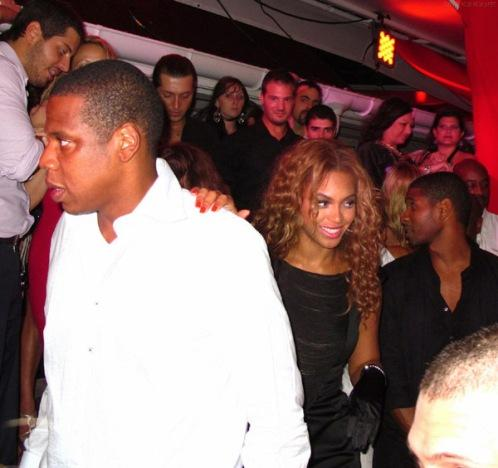 beyonce jay z st barts 2 Hot Shots: Beyonce, Jay Z And Usher In St. Barts