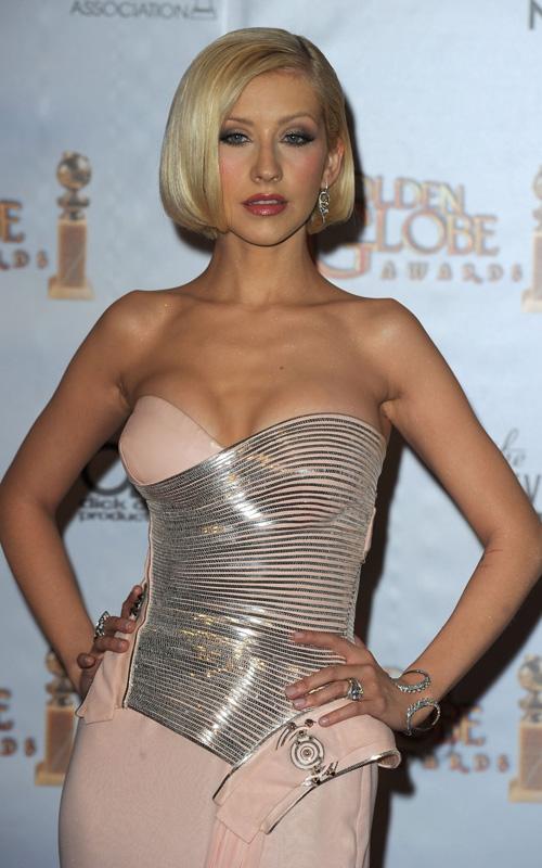christina aguilera burlesque hair and makeup. Love the hair, makeup,